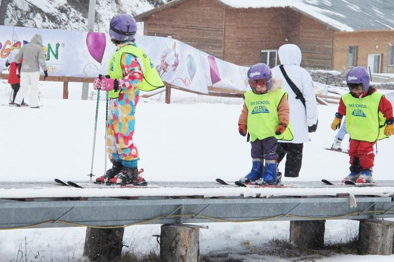зимний отдых с детьми пампорово
